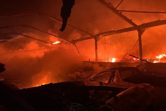 80 egzotikus autó égett porrá gyújtogatás miatt