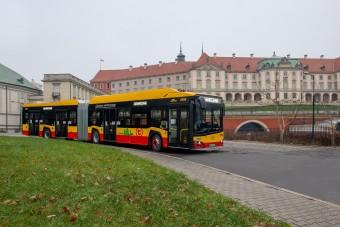 Elkészült a 20000. Solaris autóbusz