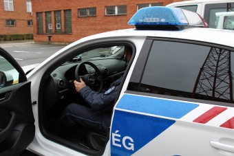 Új autókat kaptak a magyar rendőrök