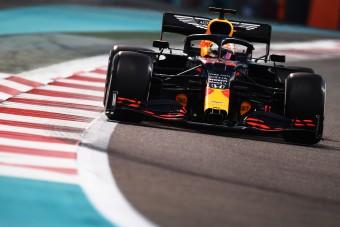 F1: Rajt-cél győzelemmel Verstappené az év utolsó futama