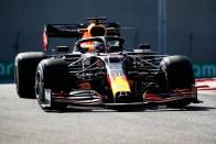 F1: Verstappen meglepetést okozott, övé az év utolsó pole-ja 1