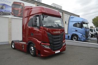 Ez lehetne a legendás olasz-magyar kamionos sorozat új főhőse