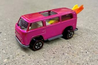 Padlót fogsz, ha megtudod, mennyit ér ez a kis Volkswagen