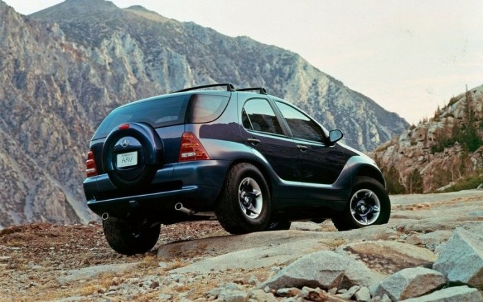 This Mercedes study blew up the craze of recreational cars 2