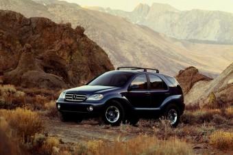 Ez a Mercedes tanulmány robbantotta be a szabadidőautós őrületet