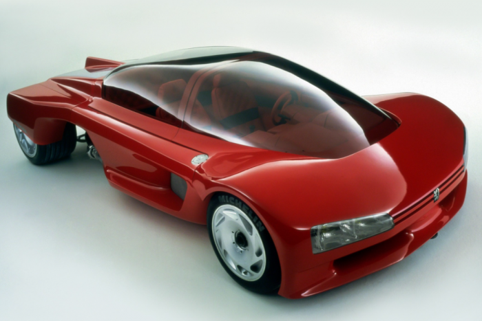 35 éves a Peugeot egyik legvakmerőbb lázálma, a Proxima tanulmány
