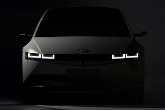 Furán fog kinézni a Hyundai új villanyautója