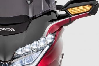Megújult a Honda kétkerekű luxusautója