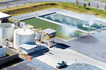 Évente százmillió liter vizet tisztít meg az Audi