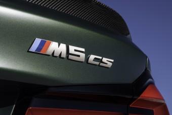 Fenséges ragadozó a BMW M5 CS