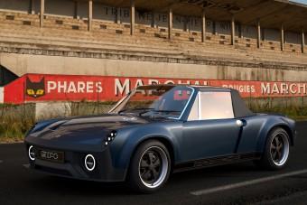 Életre kelt a Porsche legfurcsább klasszikusa