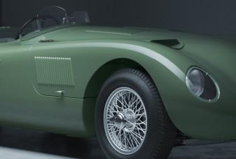 Újra gyártja nyugdíjas korú versenyautóját a Jaguar