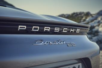 Így ünnepel a 25 éves Porsche Boxster