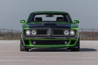 Ezt a Dodge Chargert akkor is megkívánod, ha rühelled az amerikai verdákat