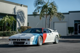 Árulják Paul Walker egykori BMW-jét