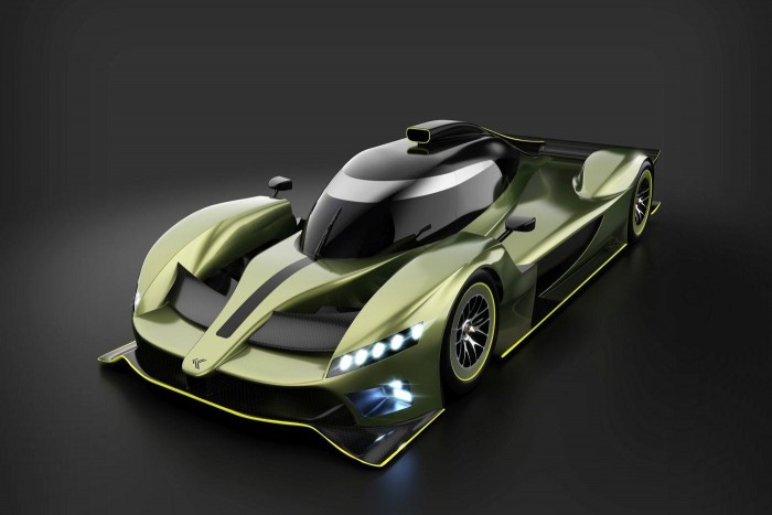 Újabb Le Mans-i csapat mutatta be versenyautóját 2