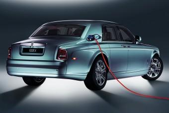 Villanyautót fog építeni a Rolls-Royce