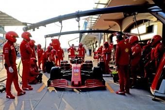 F1: Bajban a Ferrari az új szabályok miatt