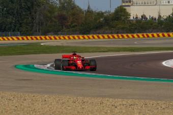 F1: Egész héten tesztelni fog a Ferrari