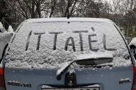Szibériai hideg jön, ne váltsunk még nyári gumira 3