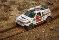 Feladták a magyar autósok a Dakar-ralit 1