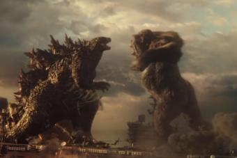 Jön a gigászi szörnyetegek csatája - Godzilla vs. Kong