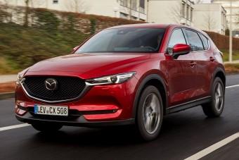 Megújult a Mazda nagy szabadidőjárműve