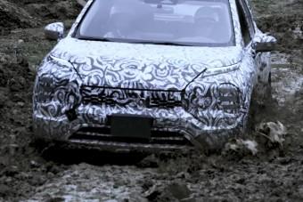 Hamarosan színre lép a vadonatúj Mitsubishi Outlander