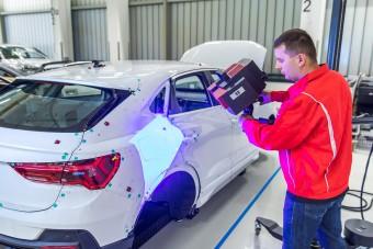 Ügyes trükkre állt át a győri Audi-gyár