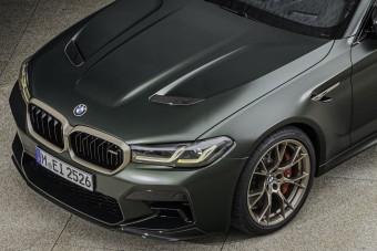 Elkészült minden idők legerősebb BMW M modellje