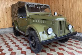 Ez a hibátlan orosz GAZ-69-es sok magyar sorkatonának eleven emlék