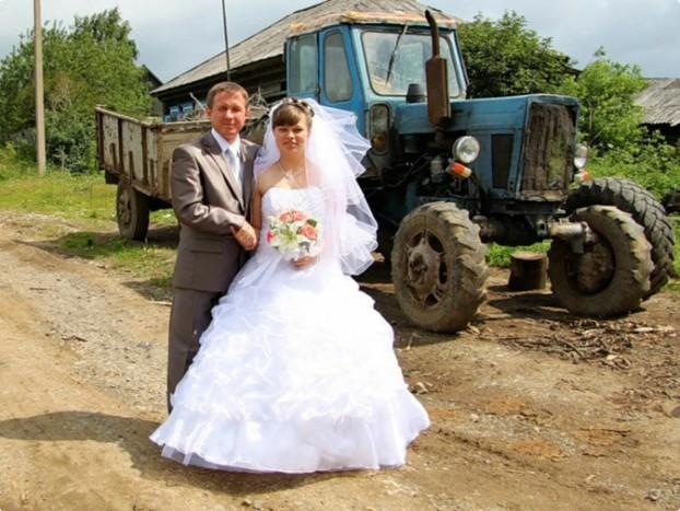 Gyönyörű menyasszony volt Orosz Barbara (fotó)