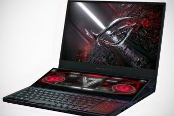 Szédítő árral, dupla képernyővel és brutális teljesítménnyel debütál az ASUS új csúcs Laptopja