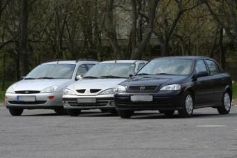 Top 20: A magyar vevők kedvenc külföldi használt autói