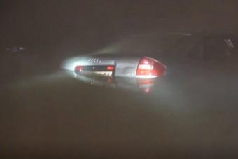 Hídra számított a fiatal autós, aki nemrég a Dunába hajtott