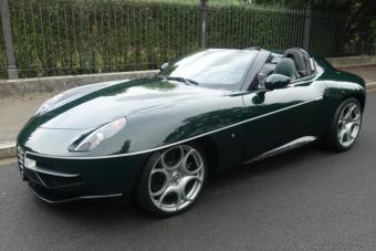 Gyönyörű és páratlan ritka Alfa Romeo keres új gazdát