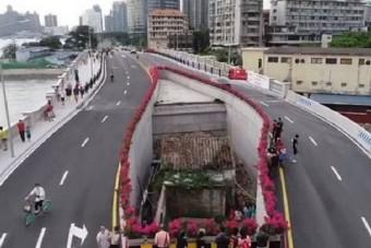 Nem költöztek el, köréjük építették a hidat