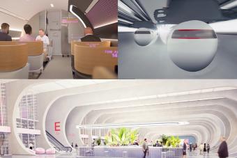 Ilyen lehet a hipergyors utazás jövője föld alatti alagutakban