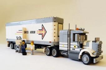 Akár a te gyerekeid is játszhatnak Bud Spencer kamionjával