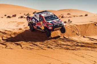 Dakar: Al-Attijah 40. szakaszát nyerte