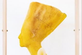 Méhek alkották meg a híres egyiptomi szobrot