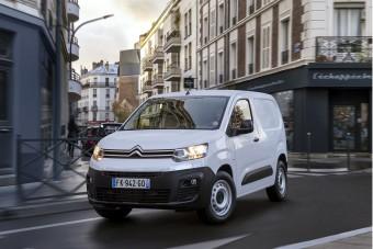 Ősszel érkezik a Citroën ë-Berlingo