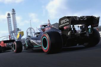 F1: A Ferrari lecsapott a Mercedes bajnokára