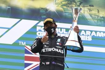 """F1: """"Hamilton tudja, hogy nem körülötte forog a világ"""""""