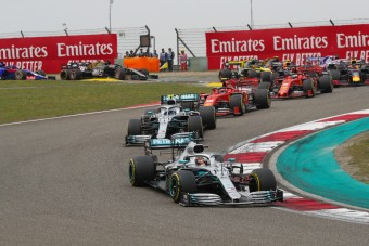 F1: Borítékolható a Kínai Nagydíj halasztása is