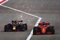 F1: Vettel komoly figyelmeztetést kapott 1