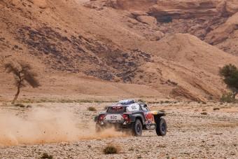 Dakar: Sainz nyerte a hatodik szakaszt