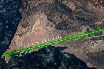 170 kilométer hosszú autómentes várost építenek