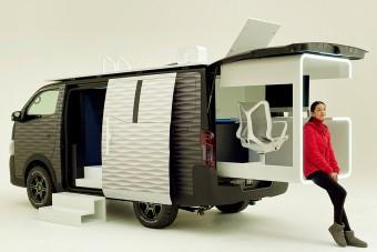Itt az autó, amiben még dolgozni is kényelmes