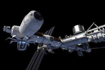 Űrhotelt nyitnak a NASA munkatársai
